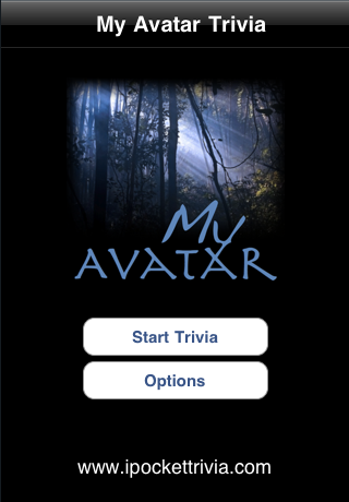 Screenshot My Avatar Trivia