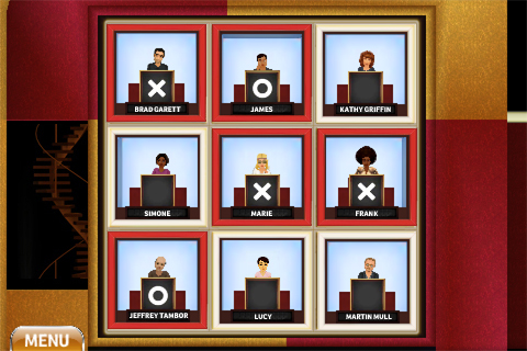 Hollywood Squares screenshot 1